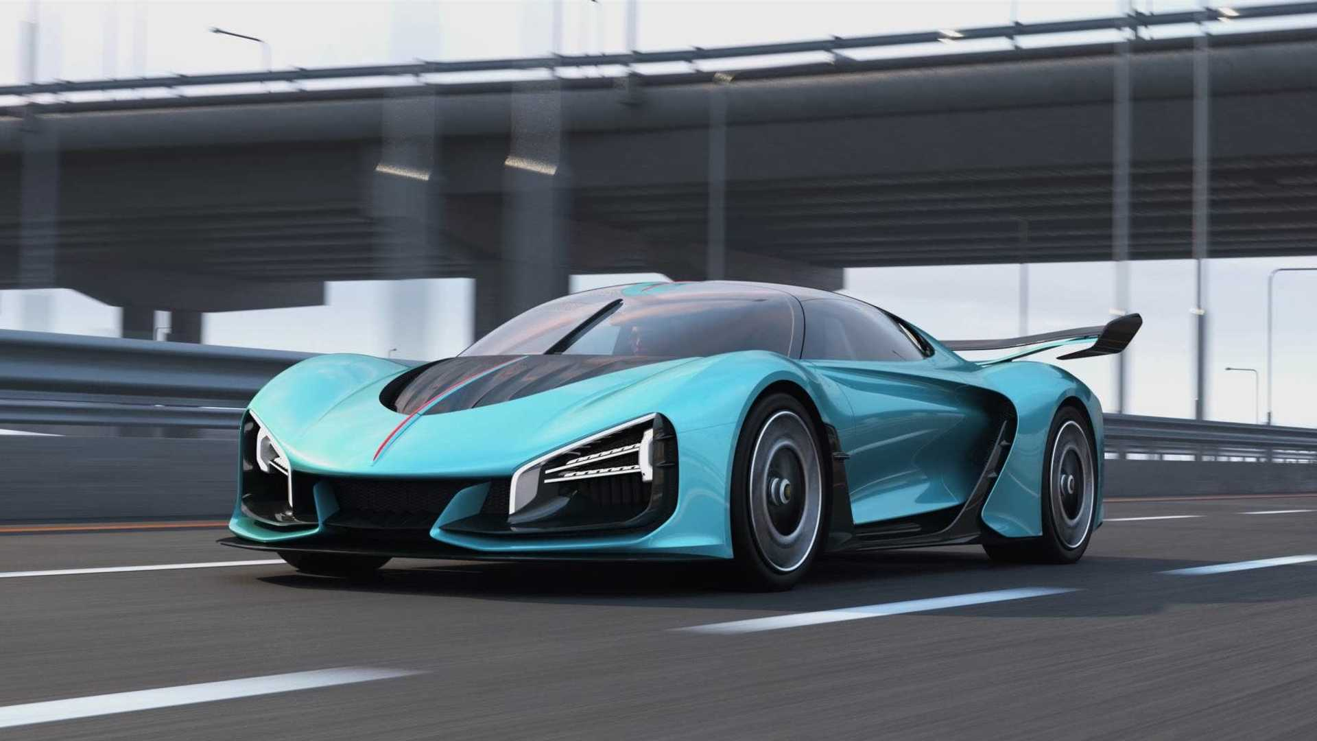 Types of Futuristic Cars