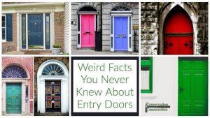 Weird Facts About Doors