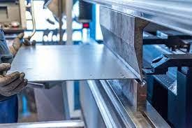 Fabrication of steel in various industries
