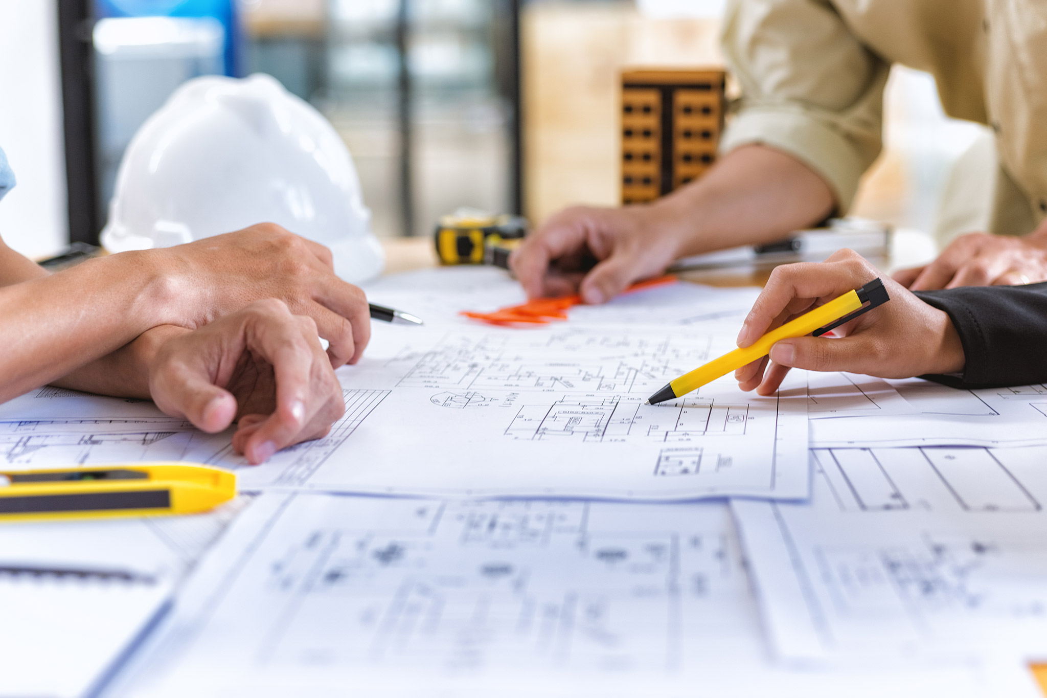 Important things to be checked before hiring a professional architect