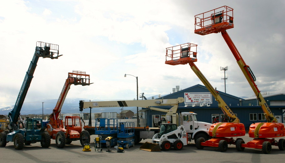 Pros of renting industrial equipment