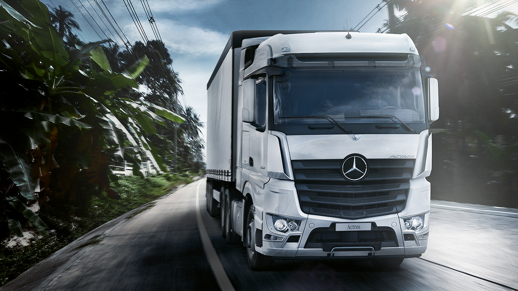 Specifications of trucks